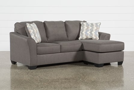 Under 110 Width Sectionals Sectional Sofas Living Spaces