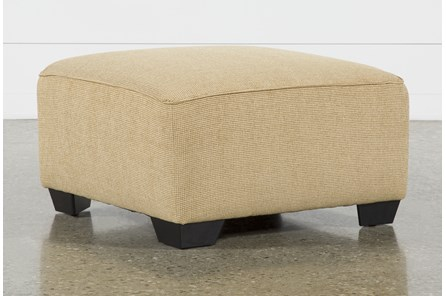 Fenton Oversized Accent Ottoman - Main