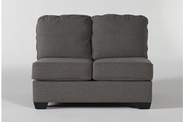 Fenton Armless Loveseat