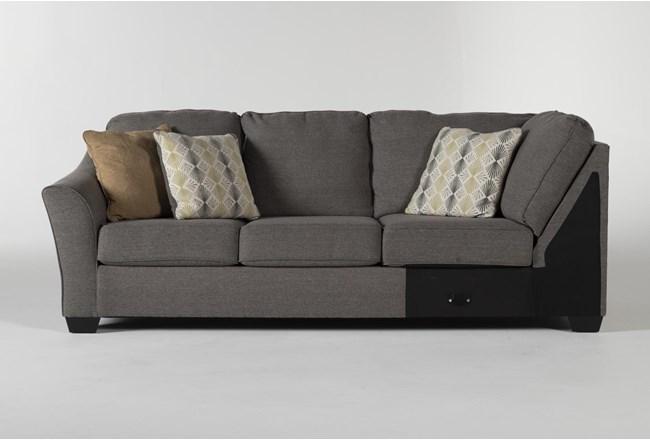 Fenton Left Facing Tux Sofa - 360