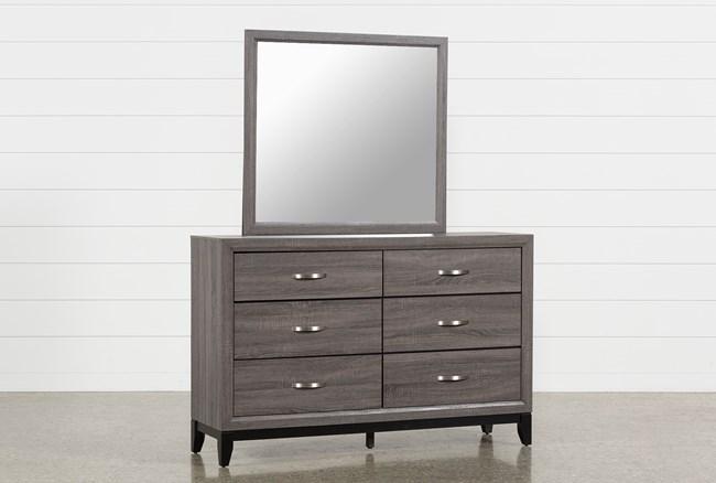 Finley Dresser/Mirror - 360