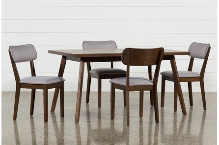 Pike 5 Piece Dining Set