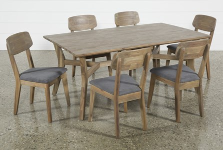 Caleb 7 Piece Dining Set