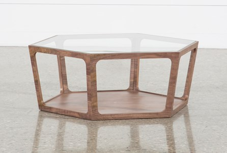 Hexi Coffee Table