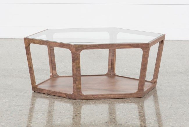 Hexi Coffee Table - 360