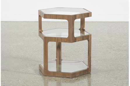 Hexi Accent Table - Main
