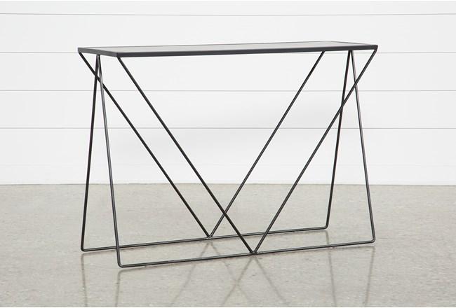 "Ike 48"" Sofa Table - 360"