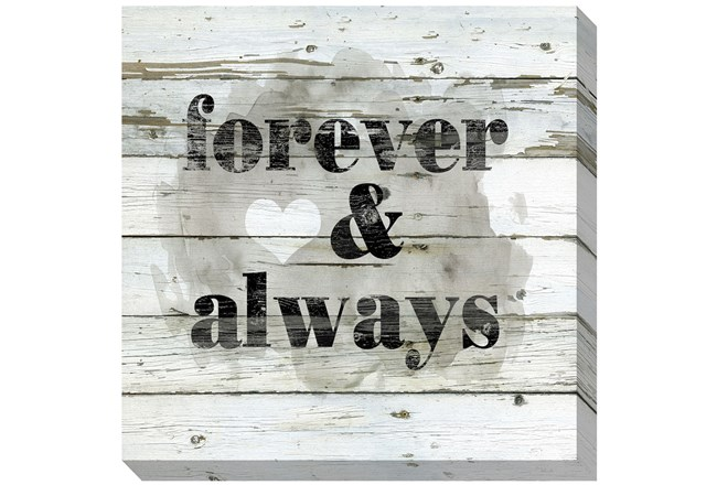 Picture-Forever & Always 24X24 - 360