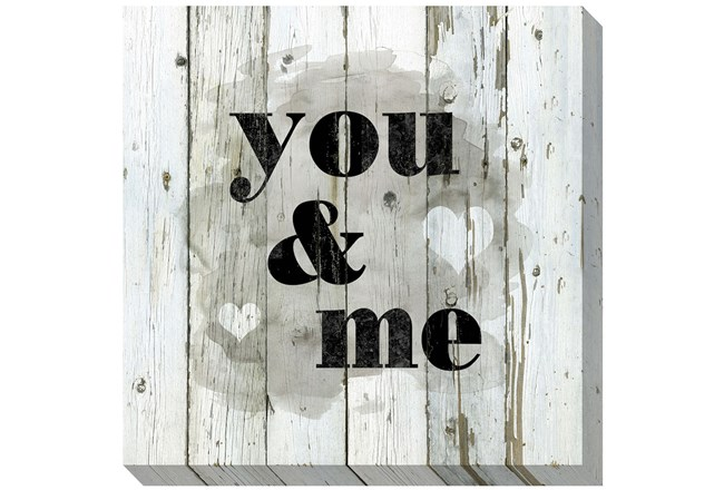Picture-You & Me 24X24 - 360