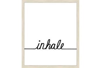 Picture-Inhale 26X22