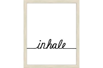 Picture-Inhale 26X22