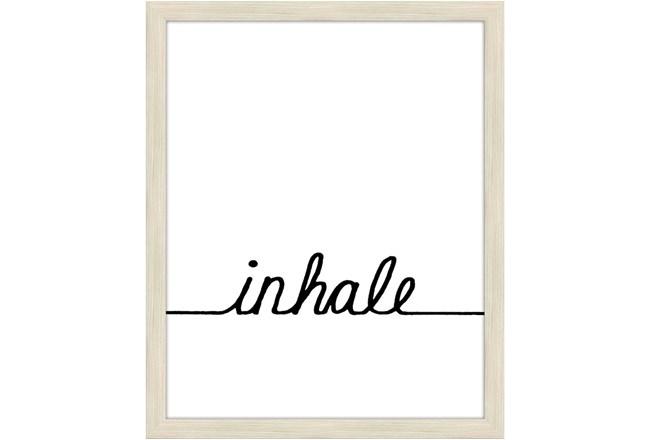 Picture-Inhale 26X22 - 360