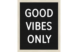 Picture-Good Vibes Only 22X18
