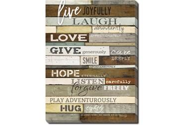 Picture-Live Joyfully B&W 40X30