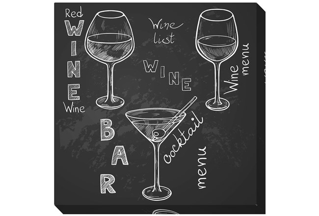 Picture-Wine List 24X24 - 360