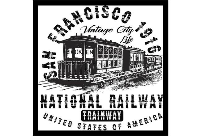 Picture-San Francisco 1916 26X26 - 360