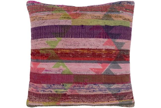 Accent Pillow-Santa Fe Brights Pink/Purple 20X20 - 360