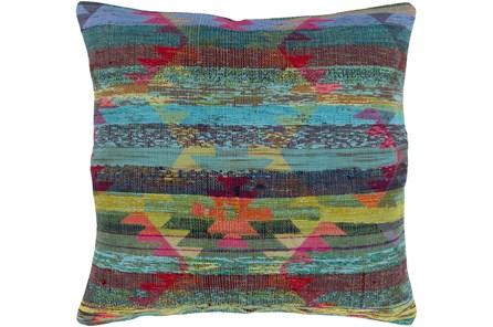 Accent Pillow-Santa Fe Brights Blue/Green 20X20