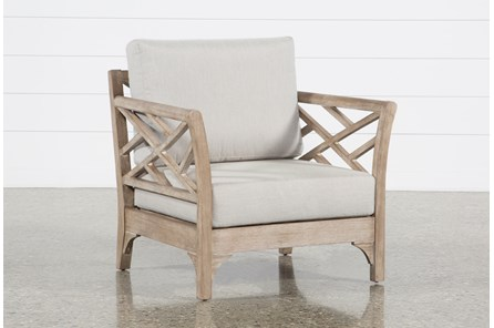 Outdoor Avignon Lounge Chair