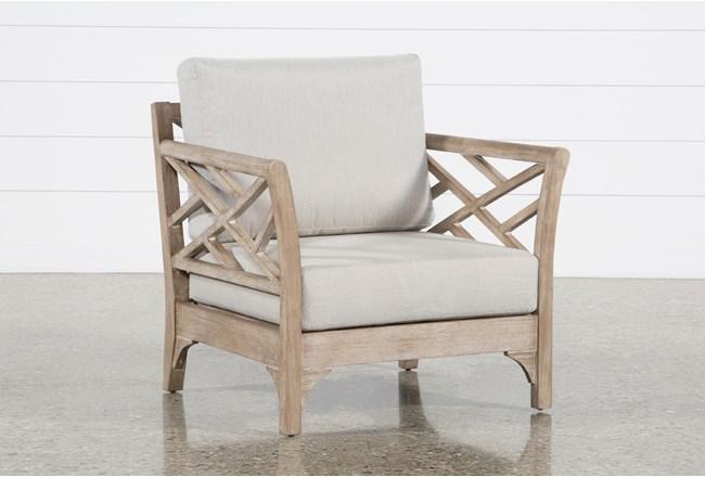 Avignon Outdoor Lounge Chair  - 360