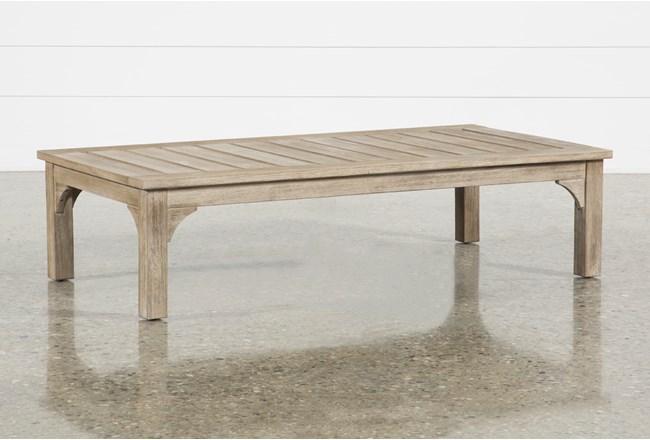 Avignon Outdoor Coffee Table  - 360