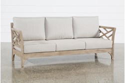 "Avignon 85"" Outdoor Sofa"