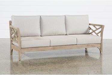 """Avignon 85"""" Outdoor Sofa"""
