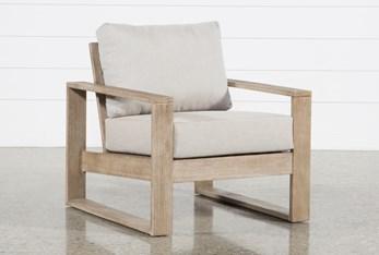 Malaga Outdoor Lounge Chair