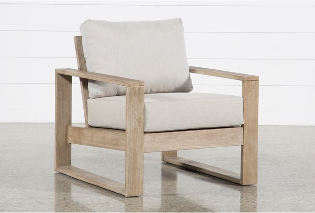 Malaga Outdoor Lounge Chair - 360