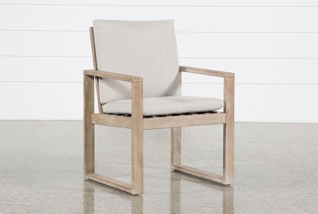 Malaga Outdoor Arm Chair - 360