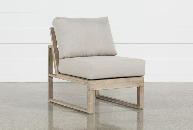 Outdoor Malaga Armless Chair - 360