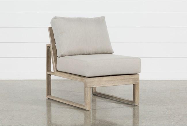 Malaga Outdoor Armless Chair - 360