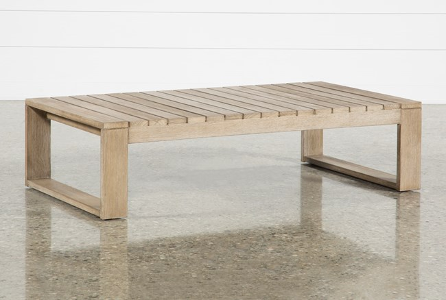 Outdoor Malaga Coffee Table - 360