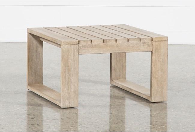 Malaga Outdoor End Table - 360