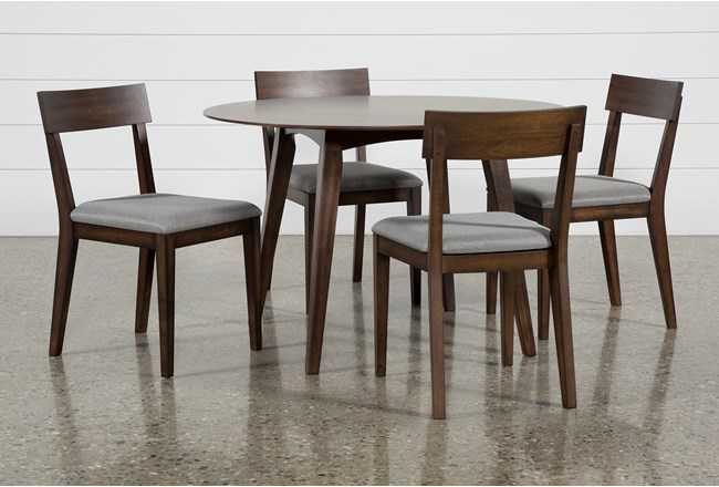 Rogers 5 Piece Dining Set - 360