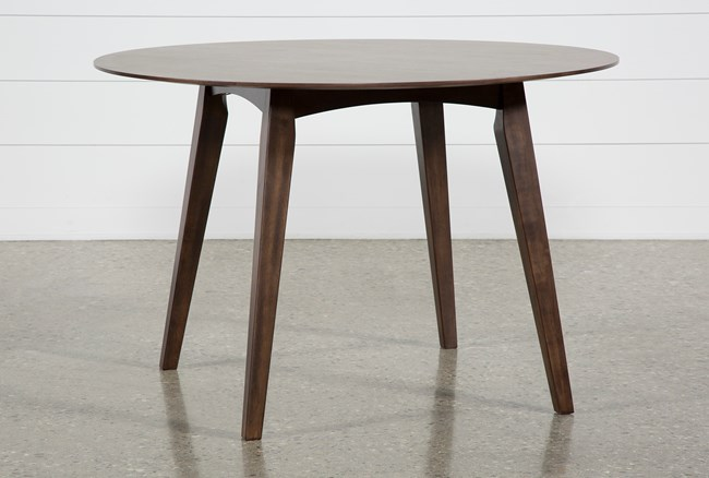 Rogers Round Dining Table - 360