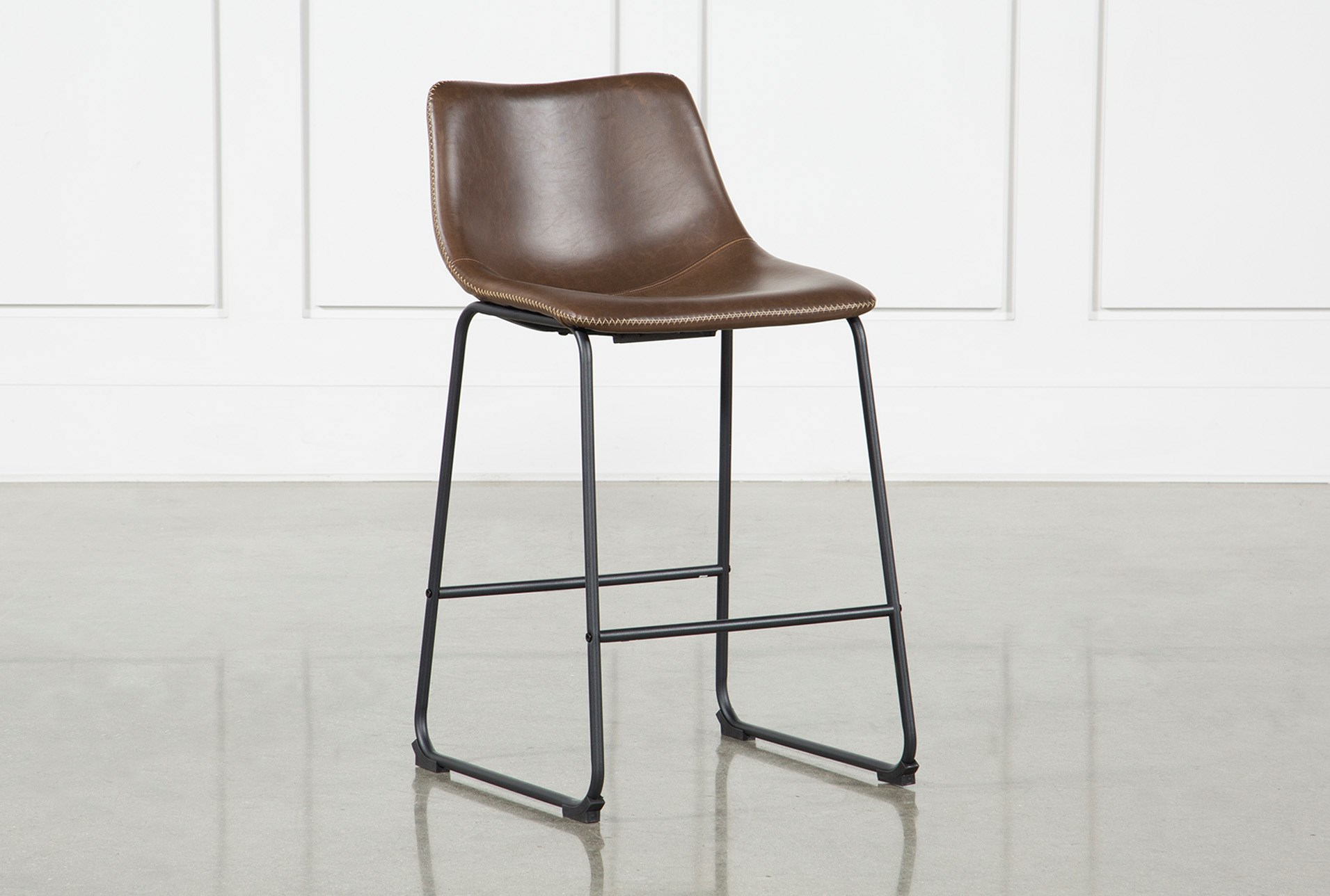 Cobbler 26 Inch Counter Stool Living Spaces