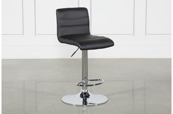 "Mowry 33"" Adjustable Bar Stool"