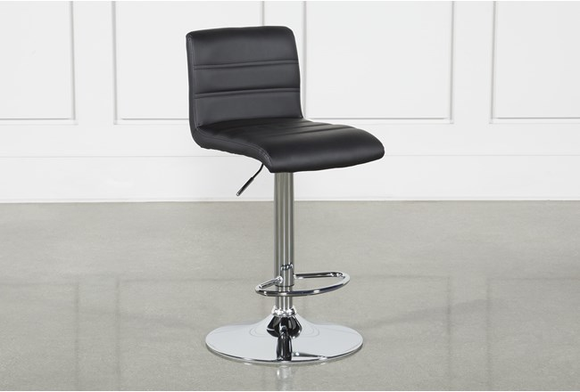Mowry 33 Inch Adjustable Bar Stool - 360
