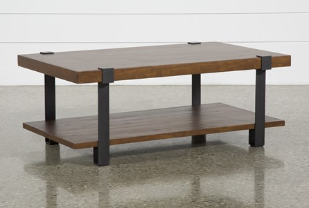 Marvin Coffee Bean Coffee Table