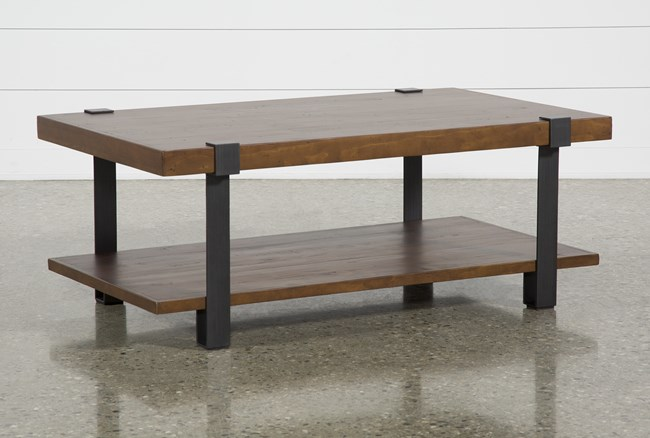 Marvin Coffee Bean Coffee Table - 360