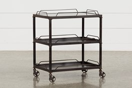 Bartel Bar Cart