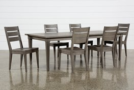 Casey 7 Piece Extension Dining Set