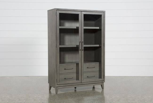 Casey Display Cabinet - 360