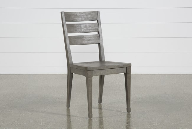 Casey Ladderback Side Chair - 360