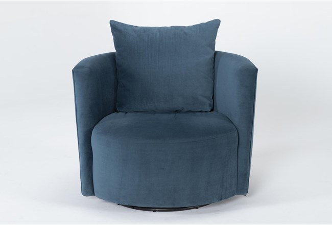 Twirl Swivel Accent Chair - 360