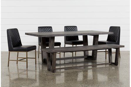 Bale 6 Piece Dining Set With Dom Side Chairs - Main