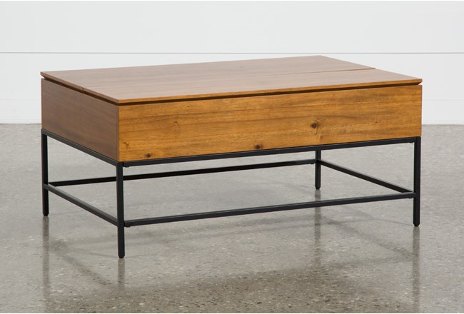 Hollis Lift-Top Coffee Table - 360