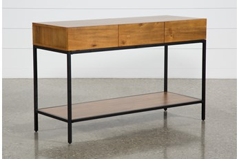 "Hollis 48"" Sofa Table"