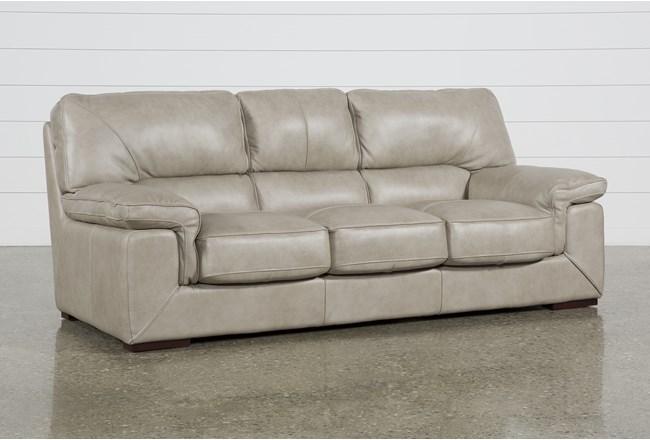 Molly Leather Sofa - 360